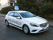Kat. B all inclusive - Mercedes Benz A-klasa